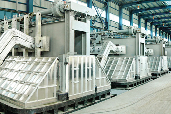 Aluminum Anode Manufacturing Plant