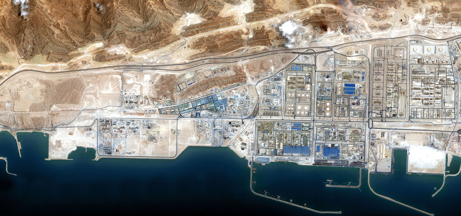 Engineering Services for Off-Site and Utility in Phase II of Petrochemical Complex in ASSALUYEH