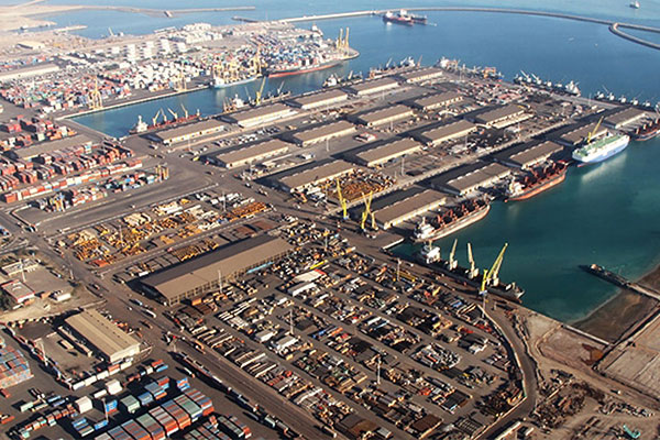 Rehabilitation of Bushehr Commercial Berths