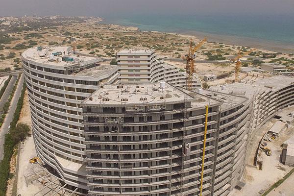 Karaneh Kish Residential Complex