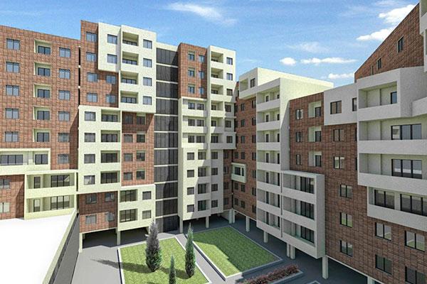 Soroush Residential Complex, Sanandaj