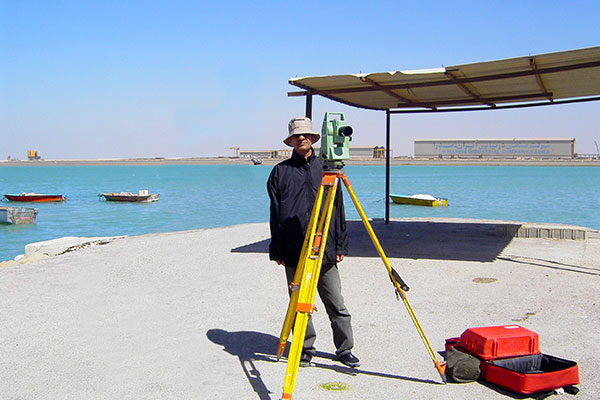 Surveying and Hydrography of Bushehr and Genaveh Ports
