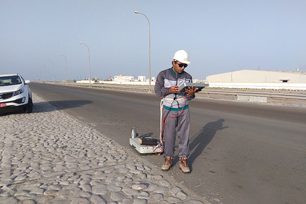 Geophysical Studies of Different Sohar Sites