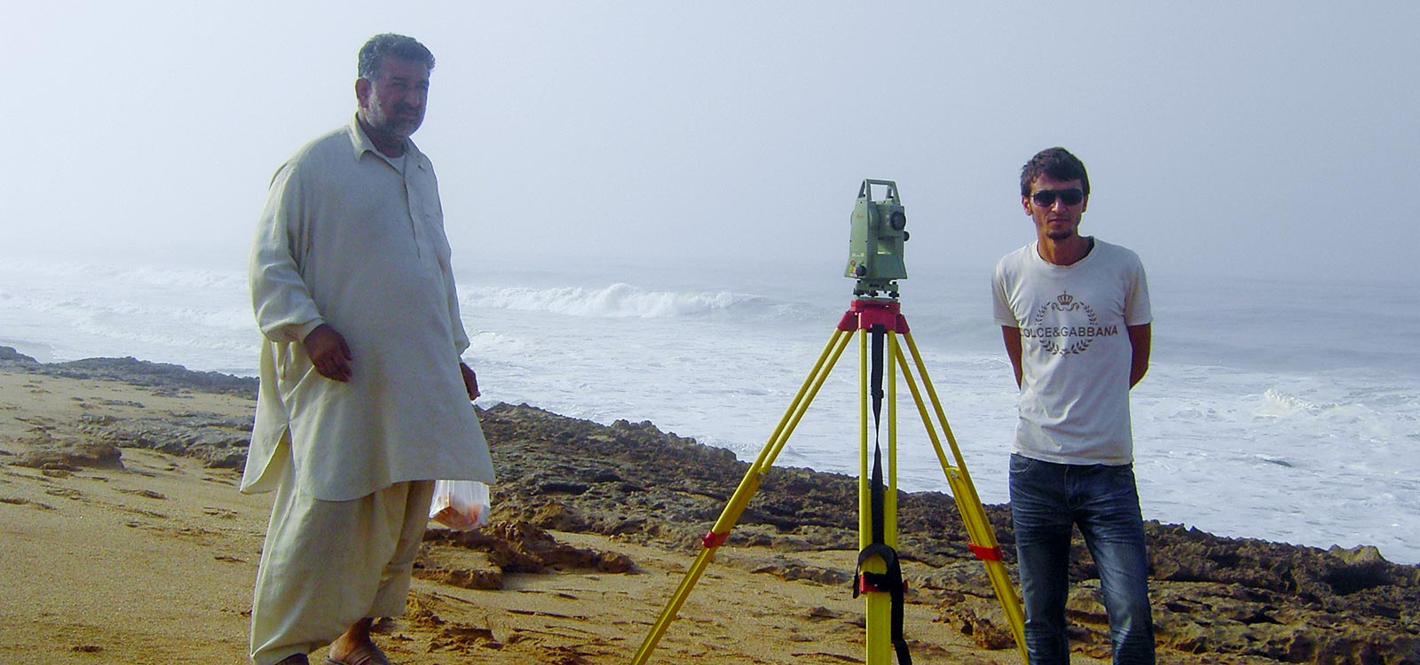 Tidal Observation of Persian Gulf Coasts